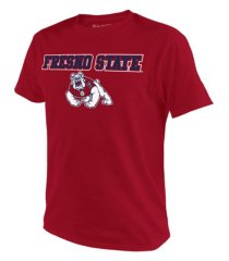 top of the world men's fresno state bulldogs midsize t-shirt