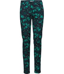 leisure trousers lon casual byxor grön gerry weber edition