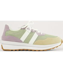 na-kd shoes retro daddysneakers - multicolor