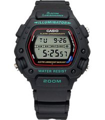 reloj casio para hombre dw290  para buceo con cronografo