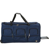 """rockland 40"""" check-in duffle bag"""