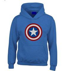 buzo chaqueta hoodies  capitan america