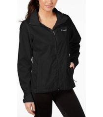 columbia women's switchback waterproof packable rain jacket