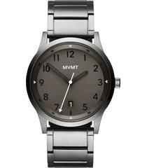 mvmt field bracelet watch, 41mm