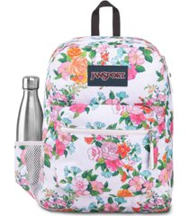 jansport cross town summer fields backpack