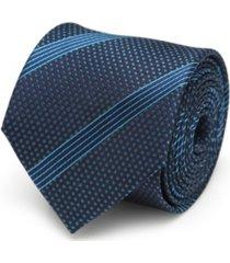 star wars millennium falcon stripe men's tie