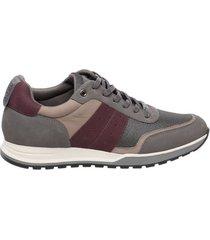 zapato casual tribu gris bosi