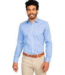 camisa formal celeste guy laroche