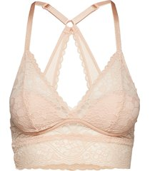 wonderbra triangle bralette lingerie bras & tops bralette and corset beige wonderbra