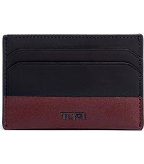 men's tumi slim leather card case -