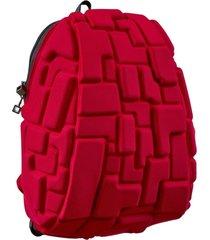 mochila blok infantil madpax vermelho