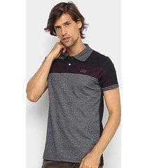 camisa polo ecko piquet especial masculina