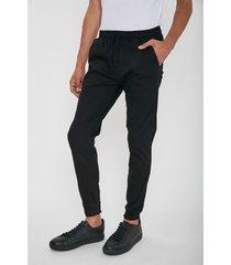 pantalón negro airborn militar