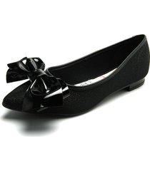 baleta negro moleca