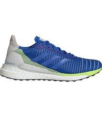 zapatilla azul adidas solar glide 19