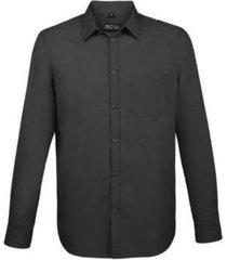 overhemd lange mouw sols baltimore fit negro