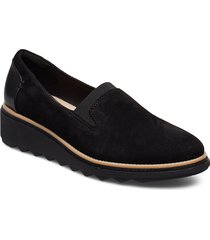 sharon dolly loafers låga skor svart clarks