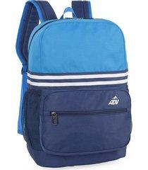 mochila adventteam de costa azul