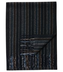 jos. a. bank stripe cashmere scarf clearance