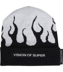 vision of super wool blend hat