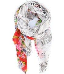 faliero sarti - leonardo scarf