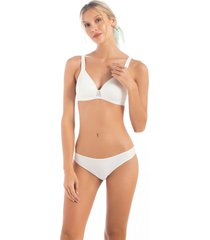brasilera termosellada en lycra1178o01l off white  options intimate