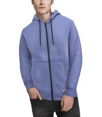 men's fleece full-zip hoodie