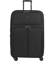 """maleta de viaje mediana speed 26""""  negro - explora"""