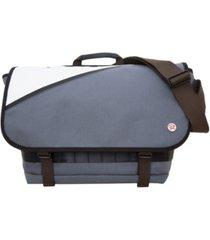 manhattan portage cordura grand army messenger bag