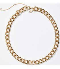 loft chain statement necklace
