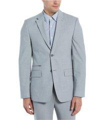 men's slim fit stretch tech packable jacket