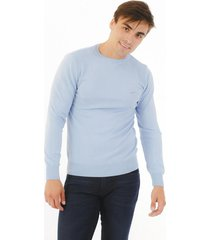 sweater celeste pato pampa viscosa