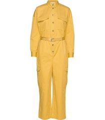 rascal jumpsuit jumpsuit geel soft rebels