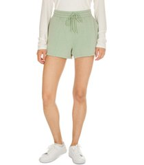 hippie rose juniors' sweat shorts