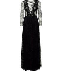 emily dress trouwkleding zwart ida sjöstedt