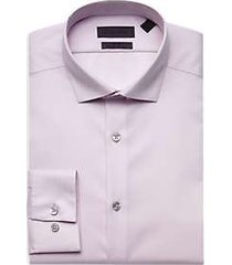 calvin klein infinite non iron slim fit pink dress shirt