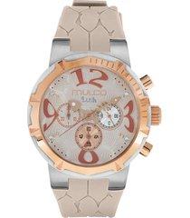 reloj mulco lush mw-3-20637-113