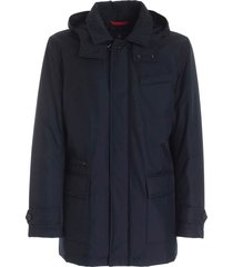 afneembare hoodie jacket