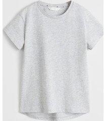 t-shirt van organisch katoen