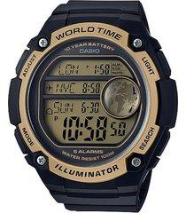 reloj casio modelo casio digital negro hombre