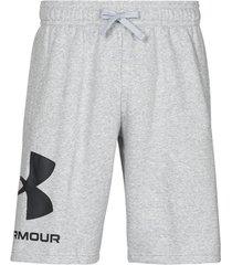korte broek under armour ua rival flc big logo shorts