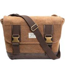 frye and co men's jackson messenger bag