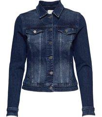 07 the denim jacket jeansjacka denimjacka blå denim hunter