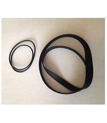 **new 2 belt set** after market teac 22-2 22-4 x3-r x-3r mkii capstan & count...