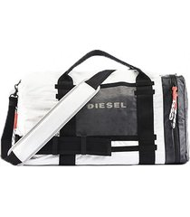bolso cage m cage duffle m travel bag gris diesel