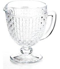 jarra de vidro tress 1,5 litros - incolor - dafiti