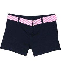 ralph lauren blue shorts
