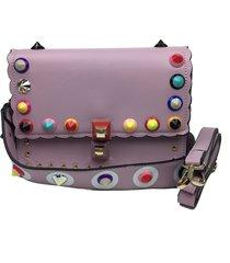 bolsa transversal la borsa lilás