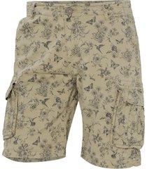 shorts combat shorts botanic lt. stretch twill