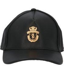 billionaire crest cap
